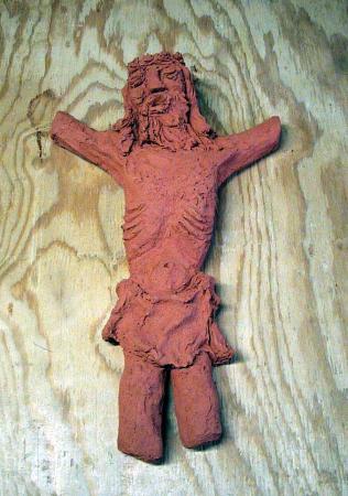 Jésus en terre quitte